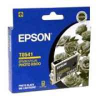 1 x Genuine Epson T0541 Photo Black Ink Cartridge