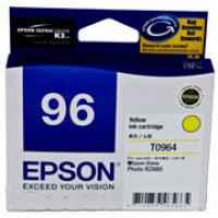 1 x Genuine Epson T0964 Yellow Ink Cartridge
