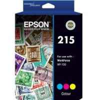 1 x Genuine Epson 215 Colour Ink Cartridge