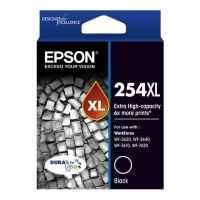 1 x Genuine Epson 254XL Black Ink Cartridge Extra High Yield
