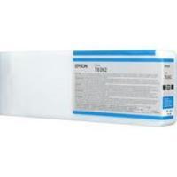 1 x Genuine Epson PRO7700 PRO7900 700ml Cyan Ink Cartridge