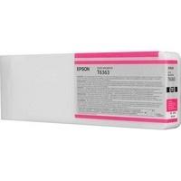 1 x Genuine Epson PRO7700 PRO7900 700ml Vivid Magenta Ink Cartridge
