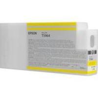 1 x Genuine Epson PRO7700 PRO7900 700ml Yellow Ink Cartridge