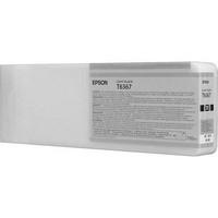 1 x Genuine Epson PRO7700 PRO7900 700ml Light Black Ink Cartridge