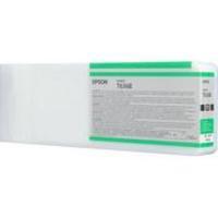 1 x Genuine Epson PRO7700 PRO7900 700ml Green Ink Cartridge