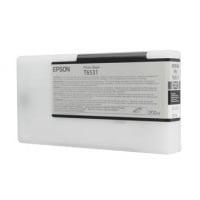1 x Genuine Epson PRO4900 200ml Photo Black Ink Cartridge