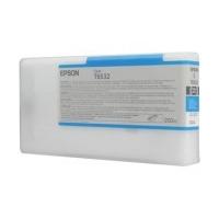 1 x Genuine Epson PRO4900 200ml Cyan Ink Cartridge