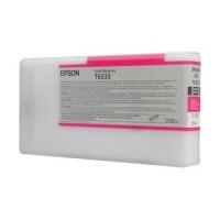 1 x Genuine Epson PRO4900 200ml Vivid Magenta Ink Cartridge