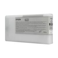 1 x Genuine Epson PRO4900 200ml Light Black Ink Cartridge