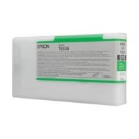 1 x Genuine Epson PRO4900 200ml Green Ink Cartridge