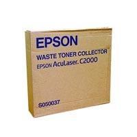 1 x Genuine Epson AcuLaser C1000 C2000 Waste Toner Collector