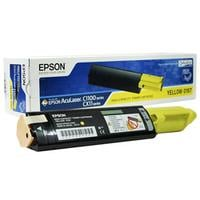 1 x Genuine Epson AcuLaser C1100 CX11N CX11NF Yellow Toner Cartridge High Yield