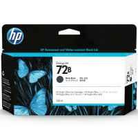 1 x Genuine HP 72B Matte Black Ink Cartridge 3WX06A (Replace 72 C9403A)