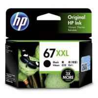 1 x Genuine HP 67XXL Black Ink Cartridge 3YM59AA