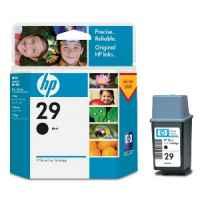 1 x Genuine HP 29 Black Ink Cartridge 51629AA