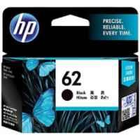 1 x Genuine HP 62 Black Ink Cartridge C2P04AA
