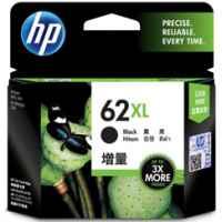 1 x Genuine HP 62XL Black Ink Cartridge C2P05AA