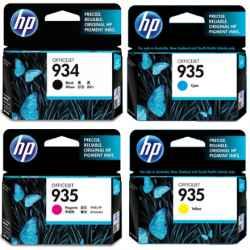 HP 934, 935 & 934XL, 935XL (C2P19AA - C2P26AA)