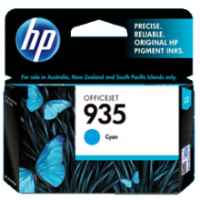 1 x Genuine HP 935 Cyan Ink Cartridge C2P20AA