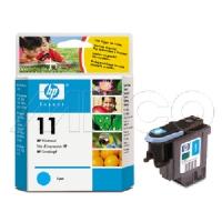 1 x Genuine HP 11 Cyan Printhead C4811A