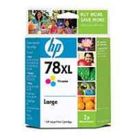 1 x Genuine HP 78XL Colour Ink Cartridge C6578AA