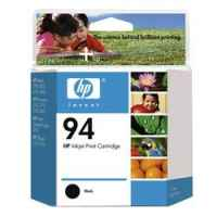 1 x Genuine HP 94 Black Ink Cartridge C8765WA