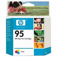 1 x Genuine HP 95 Colour Ink Cartridge C8766WA