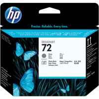 1 x Genuine HP 72 Grey & Photo Black Printhead C9380A
