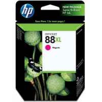 1 x Genuine HP 88XL Magenta Ink Cartridge C9392A