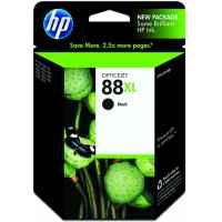 1 x Genuine HP 88XL Black Ink Cartridge C9396A