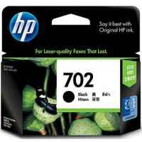 1 x Genuine HP 702 Black Ink Cartridge CC660AA