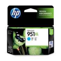 1 x Genuine HP 951XL Cyan Ink Cartridge CN046AA