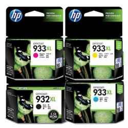 HP 932 & 933 (CN053AA - CN057AA)