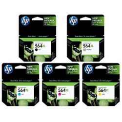 HP 564 & 564XL (CB316WA - CB320WA, CN684WA - CB325WA)