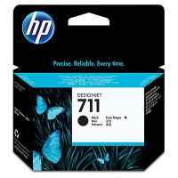 1 x Genuine HP 711 Black Ink Cartridge CZ133A