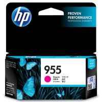 1 x Genuine HP 955 Magenta Ink Cartridge L0S54AA