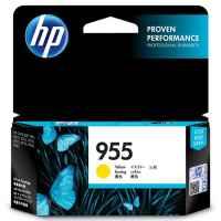 1 x Genuine HP 955 Yellow Ink Cartridge L0S57AA