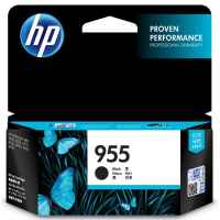 1 x Genuine HP 955 Black Ink Cartridge L0S60AA