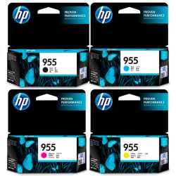 HP 955 & 955XL (L0S51AA - L0S72AA)