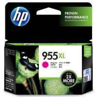 1 x Genuine HP 955XL Magenta Ink Cartridge L0S66AA