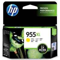 1 x Genuine HP 955XL Yellow Ink Cartridge L0S69AA