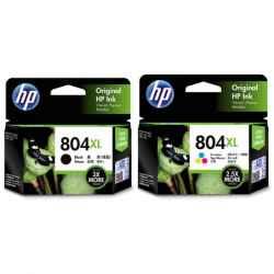 HP 804 & 804XL (T6N09AA - T6N12AA)