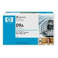 1 x Genuine HP C3909A Toner Cartridge 09A