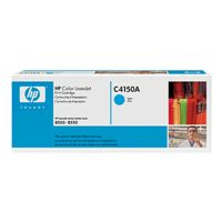 1 x Genuine HP C4150A Cyan Toner Cartridge