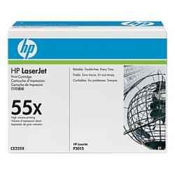 HP CE255A & CE255X (55A & 55X)