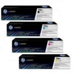 HP CE310A - CE313A & CE314A (126A)