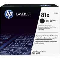 1 x Genuine HP CF281X Toner Cartridge 81X