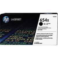 1 x Genuine HP CF330X Black Toner Cartridge 654X