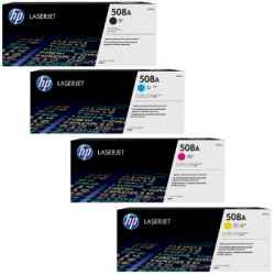 HP CF360A - CF363A (508A)