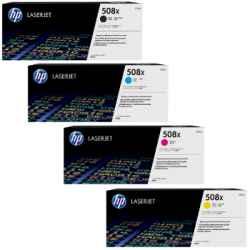 HP CF360X - CF363X (508X)